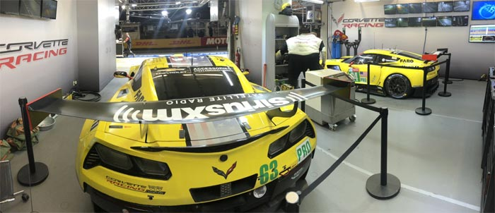 Corvette Racing at Le Mans: On to the Race!