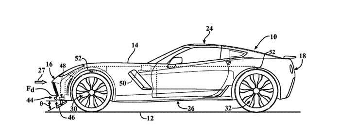 GM Receives a New Patent for Advanced Active Aerodynamics