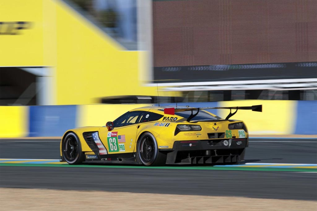 New BoP on Eve of Le Mans Gives Weight Breaks to All in Class but the Corvette C7.Rs