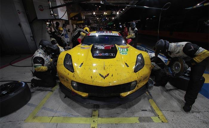 Corvette Racing at Le Mans: Halfway Report