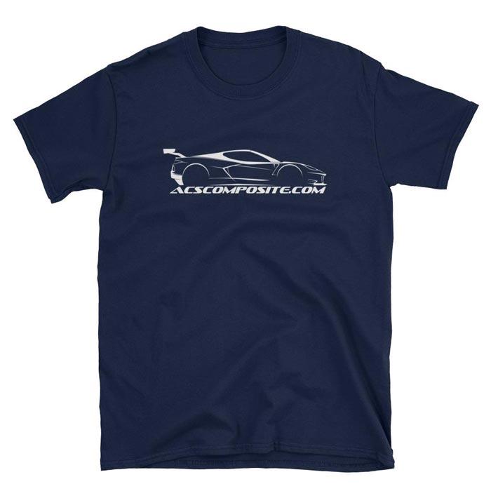 C8 Corvette t-shirt