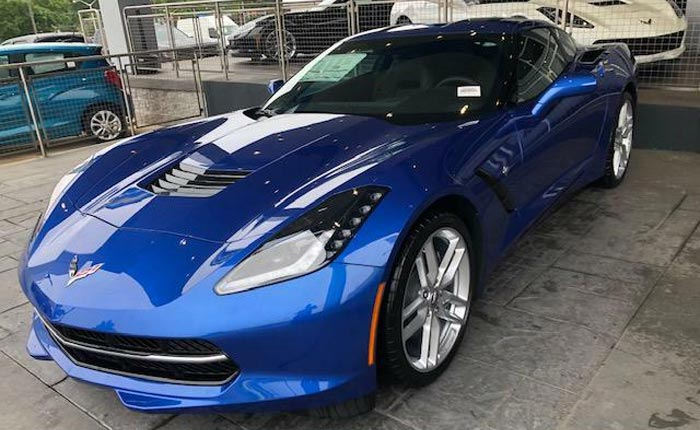 Corvette Delivery Dispatch with National Corvette Seller Mike Furman for June 16th