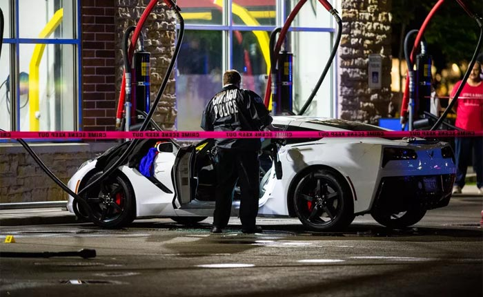 [STOLEN] Sheriff's Deputy Shoots Teen Who Tried to Steal His Corvette