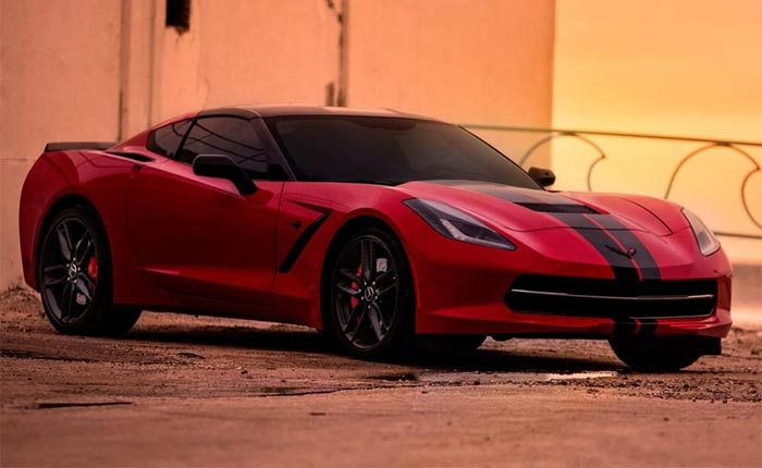 Nationwide C7 Corvette Inventories Are Shrinking