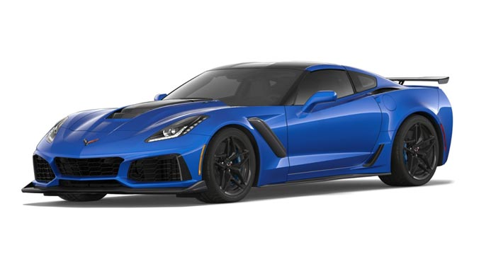 2019 Corvette Zr1 >> One Of The Last Opportunities To Purchase A New 2019