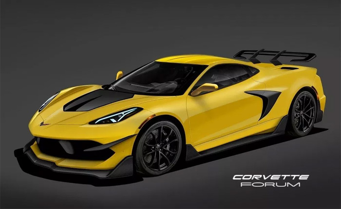 [PICS] Corvette Forum Renders the C8 Corvette ZORA/ZR1