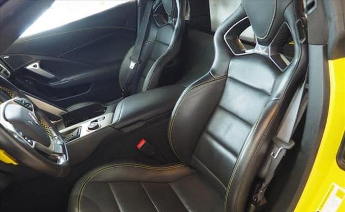 Hertz 100th Anniversary Corvette Z06