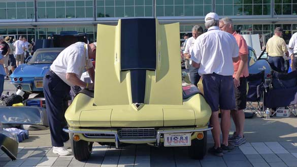[PICS] The 2019 Bloomington Gold Corvette Show