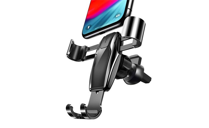 huge discount f5d04 a8fea AMAZON] Save 62% on the Ainope Cell Phone Holder for Your Car ...