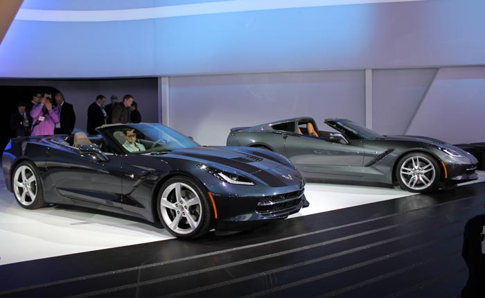 [POLL] Will Chevrolet Reveal the C8 Corvette Coupe and Convertible Models Together