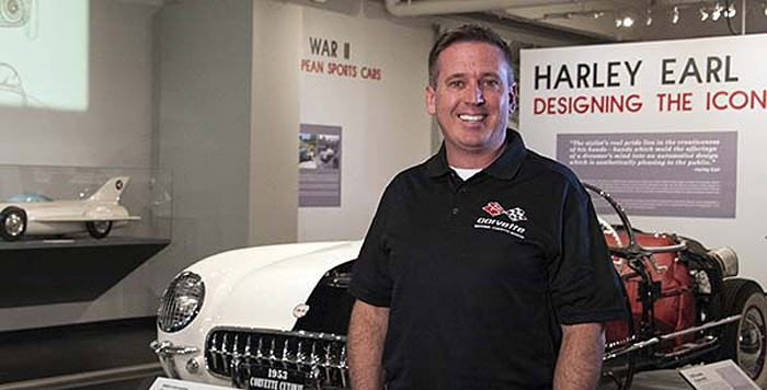 National Corvette Museum Introduces Their New President and CEO Dr. Sean Preston