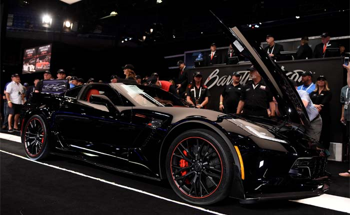 The Last C7 Corvette Raises $2.7 Million for the Stephen Siller Tunnel to Towers Foundation