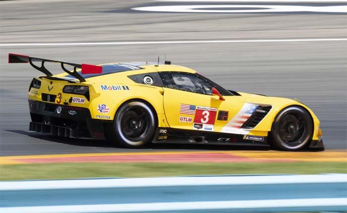 Corvette Racing at Watkins Glen: Pole, Second Row Start for Corvette C7.Rs