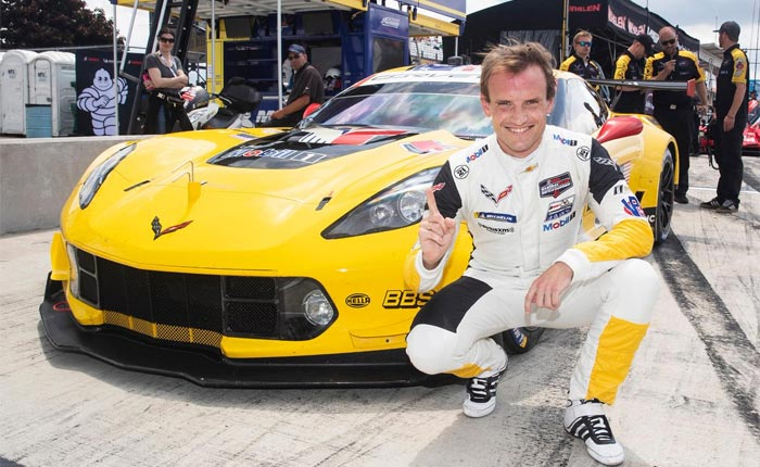 Corvette Racing at Watkins Glen: Pole, Second Row Start for Corvette C7.Rs