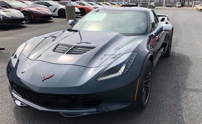 General Motors Sells 5,788 Corvettes in the Second Quarter of 2019