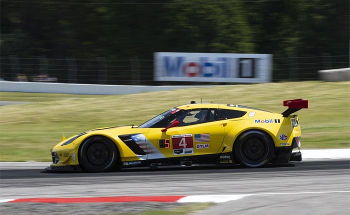 Corvette Racing in Canada: Setting Up For Try at CTMP Win No. 12