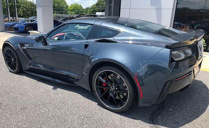 Corvette Delivery Dispatch with National Corvette Seller Mike Furman for July 7th