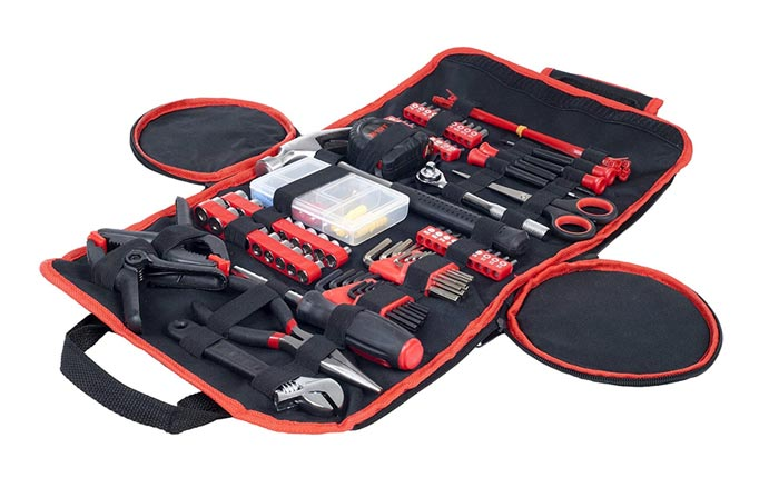 [AMAZON] Save 47% on the Stalwart 86-Piece Household Tool Set