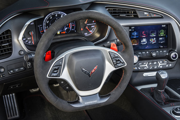 [PICS] Chevrolet Takes a Look at Eight Generations of Corvette Steering Wheels