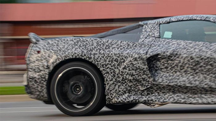 Round-Up of Videos and Photos Showing the C8 Corvette Captured In the Wild