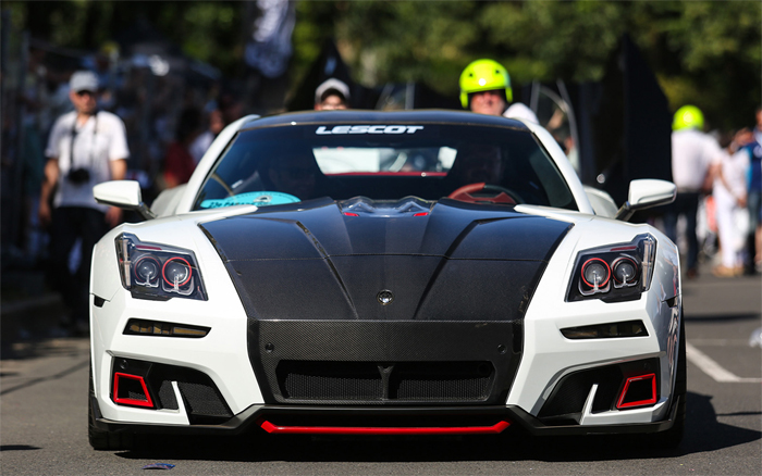 [VIDEO] Million Dollar French Super Car Prato Orage is Actually a Corvette C6 Underneath