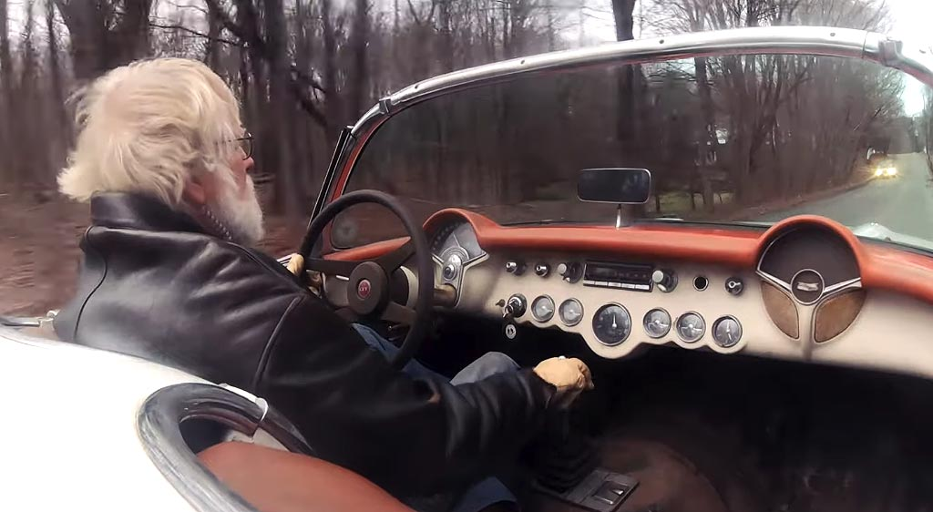 [VIDEO] Man Shares Experience of Owning a 1957 Corvette Fuelie for 47 Years