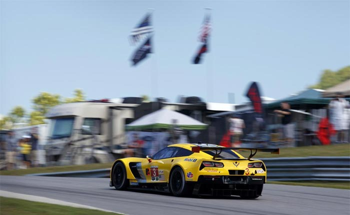 Corvette Racing at Lime Rock: Getting Back on Track