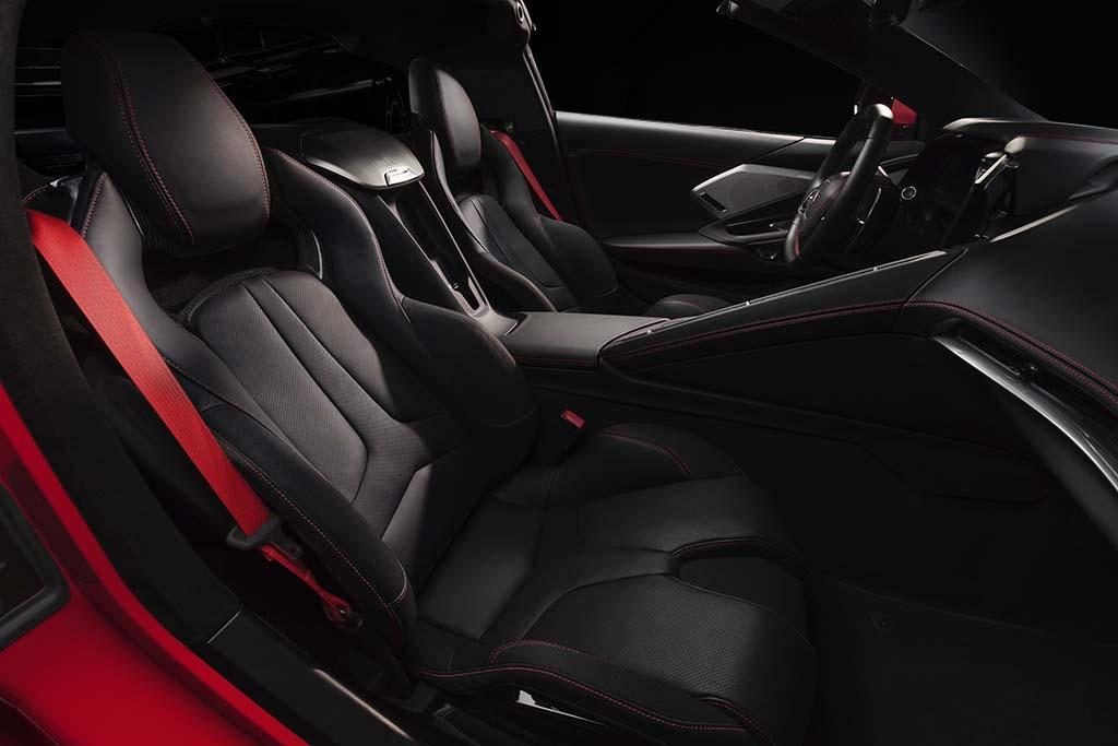 The 2020 Chevrolet Corvette