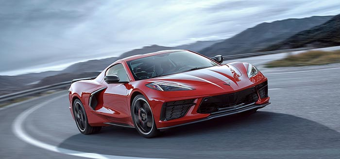 [GALLERY] Official Photos of the 2020 Mid-Engine Corvette