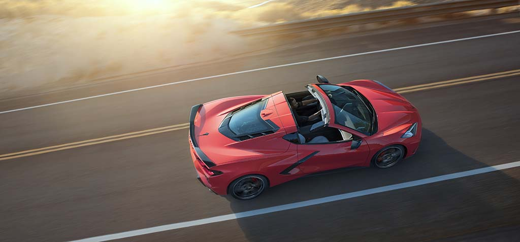 Reserve Your New 2020 Corvette Stingray Online at Chevrolet.com