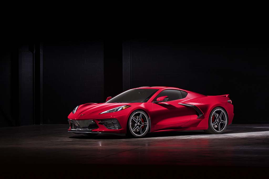 The 2020 Chevrolet Corvette