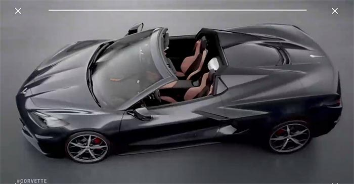 [PICS] Along Comes A Spyder: The 2020 Corvette Stingray Convertible