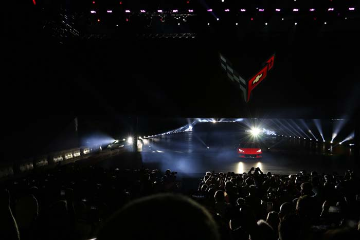 CorvetteBlogger Hits the 2020 Corvette Stingray Reveal