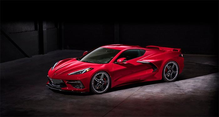 GM Shares More Info About the Technology Used to Develop the 2020 Corvette Stingray
