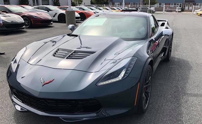 Nationwide Inventory of C7 Corvettes Drops to 6,025 with an 84 Day Supply