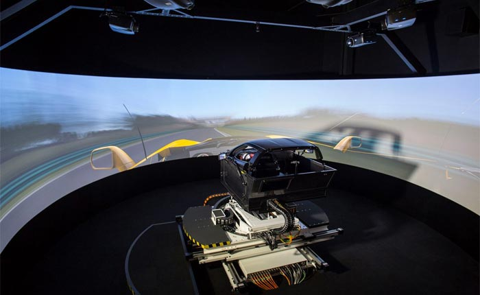 GM Shares More About the Simulator Technology Used to Develop the 2020 Corvette Stingray