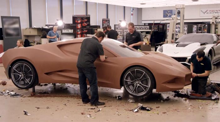 [VIDEO] 2020 Corvette Stingray's Design and Engineering Features Discussed by Corvette Team Members