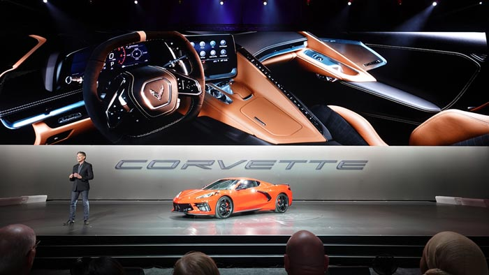 C8 Corvette Stingray Interior Dimensions Explained