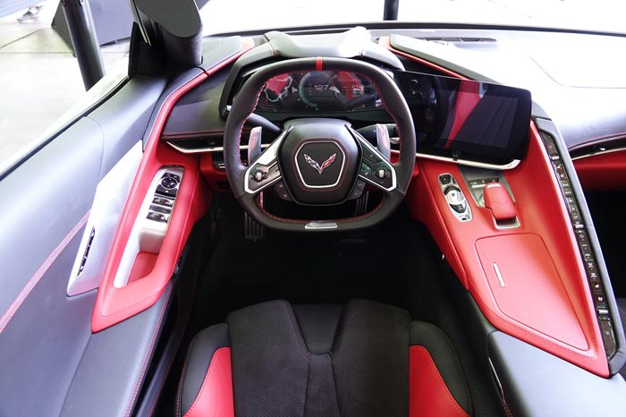 C8 2020 Corvette Stingray Interior Dimensions Explained