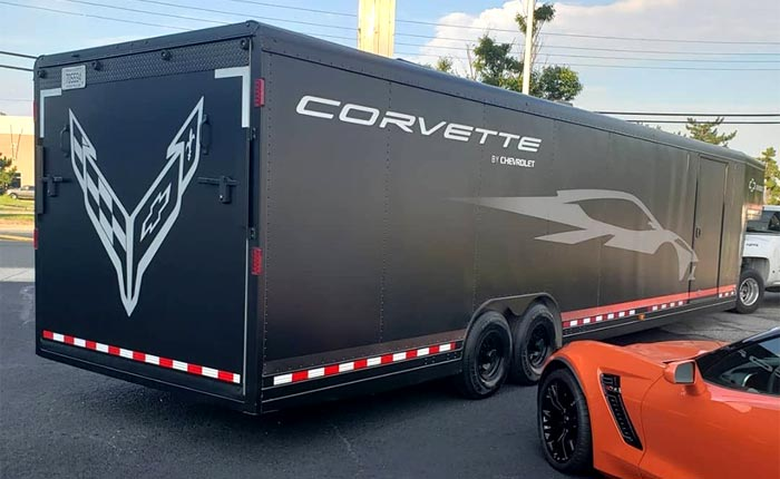 CorvetteBlogger Will Be At Kerbeck Corvette for the C8 Corvette's East Coast Reveal