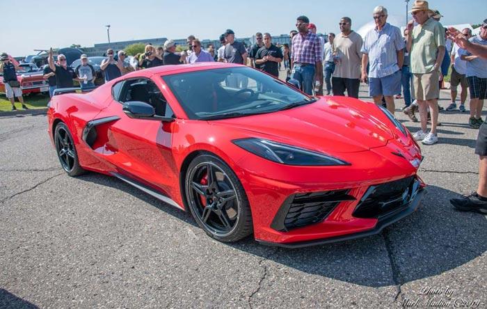 [GALLERY] The 2020 Corvette Stingray at the GM Tech Center (58 Corvette photos)