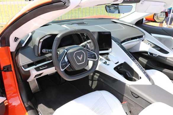 [VIDEO] French Company Faurecia Makes the Interiors For Bugatti, Ferrari and Now the C8 Corvette