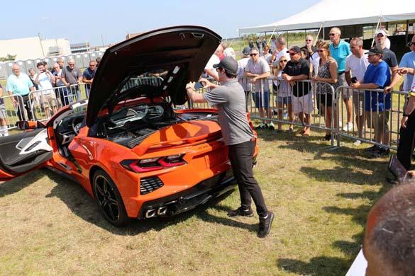 [VIDEO] The East Coast Reveal of the 2020 Corvette Stingray at Kerbeck Corvette