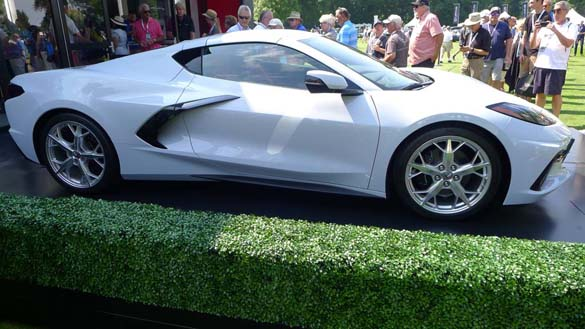 [GALLERY] The Mid Engine C8 at the Concours d'Elegance of America