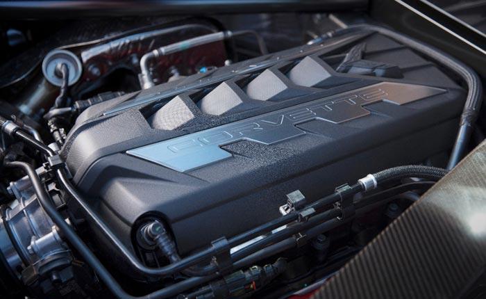 [VIDEO] The Corvette Mechanic Paul Koerner Gives A Tour of the C8 Corvette's LT2 V8 Engine