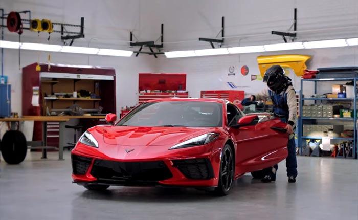 [VIDEO] 2020 Corvette: Track Testing