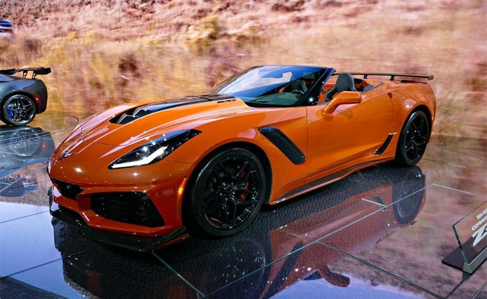 STUDY: The Corvette Convertible Leads Top 10 List of Least-Driven Cars