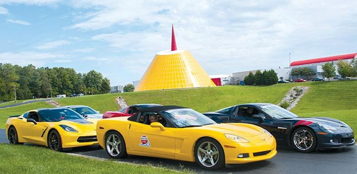 Corvette Museum to Celebrate 25th Anniversary with the 6th National Corvette Caravan