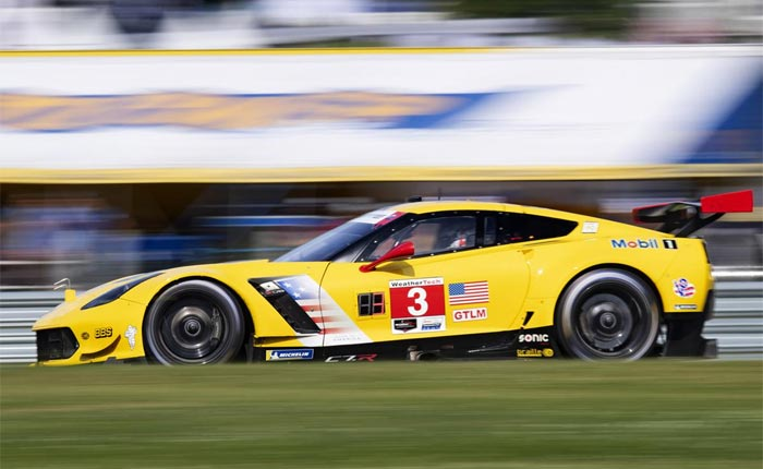 Corvette Racing at Road Ameria: Back to the Holy Grail