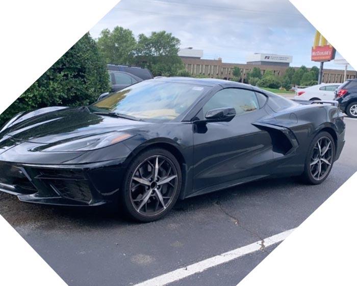 [SPIED] Lovin It! C8 Corvette Engineering Meeting in Progress